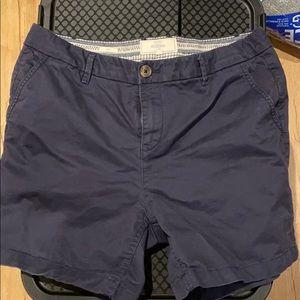 Fat Face blue shorts